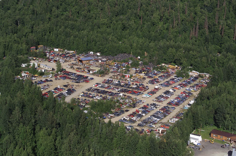 Hilltop Auto Salvage >> Welcome To Hilltop Recycling